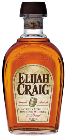Elijah Craig Bourbon 12 Year Old Small Batch